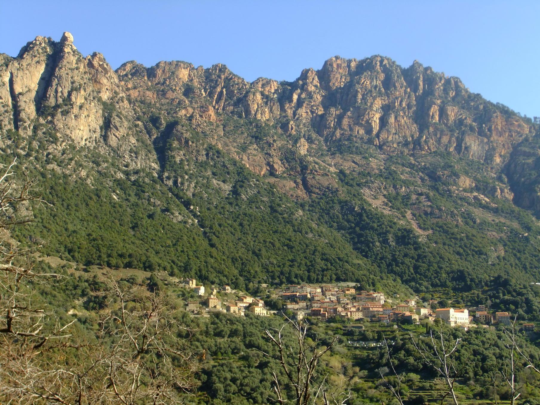 Mountain Village Ota
