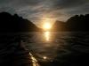 Kayaking Lofoten